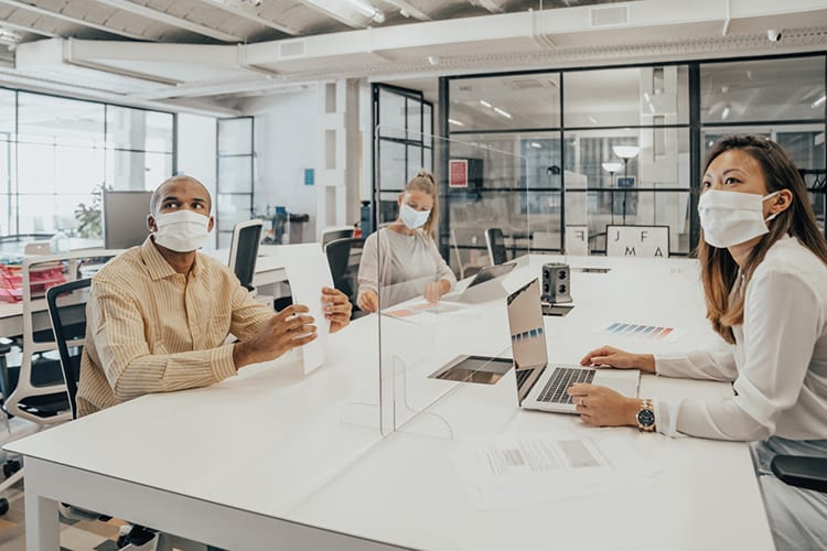 What's Your Workspace Strategy? Ideas to Mitigate Contagion Risk